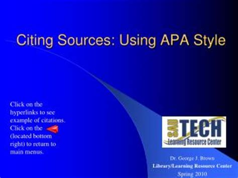 How To Cite Dissertation Apa - How to use a reference to
